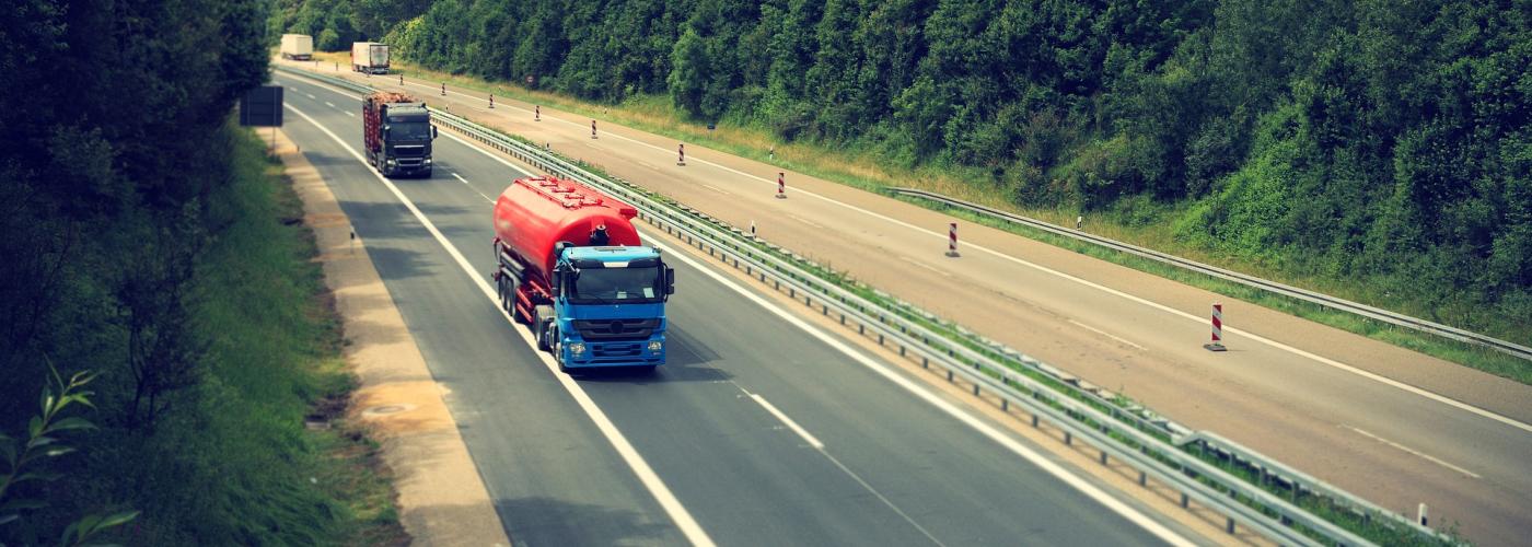 Géolocalisation métiers du transport